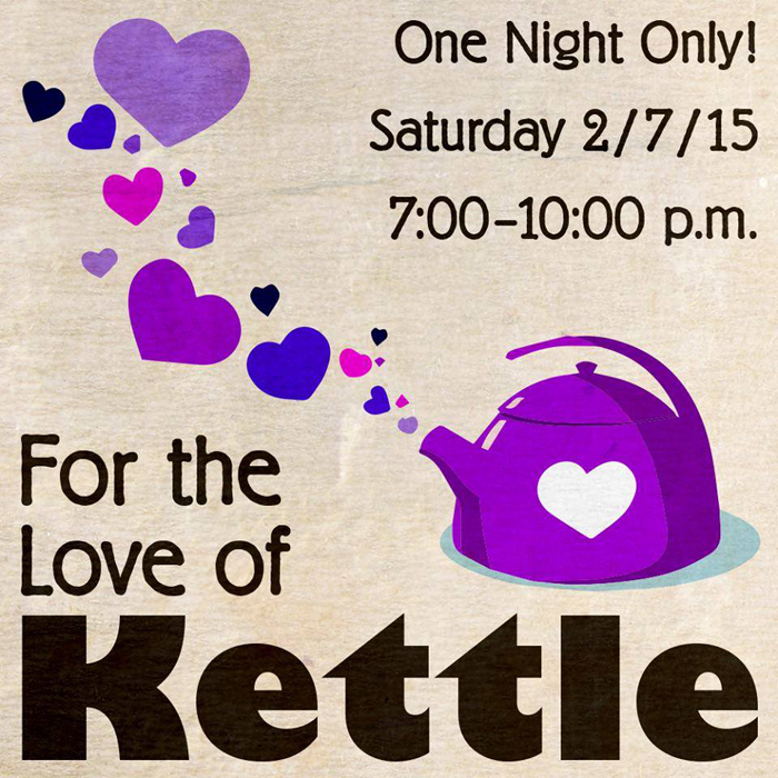 For The Love Of Kettle 2015